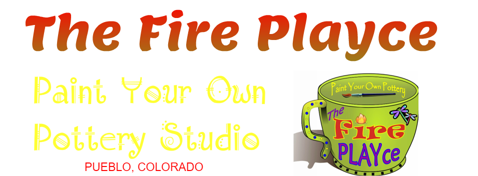 The Fire Playce Paint Your Own Pottery